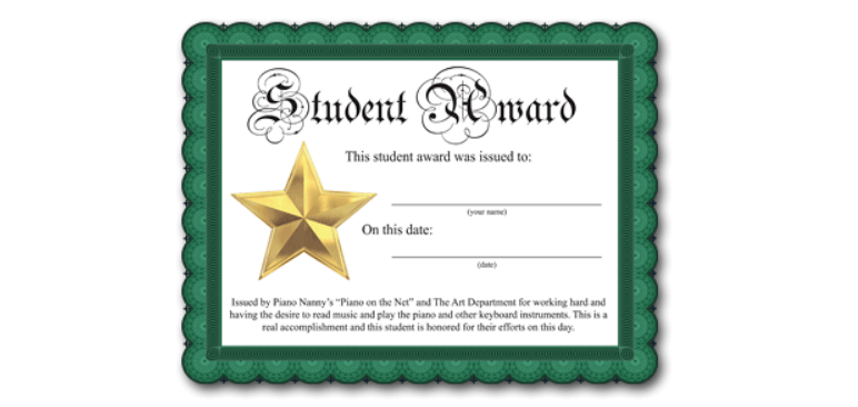 Award Download